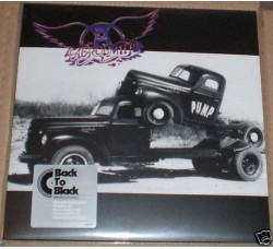 """Aerosmith – Pump - LP/Vinile """"Back To Black""""  (da collezione)"""