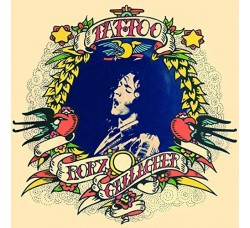 Rory Gallagher ‎– Tattoo - LP/Vinile