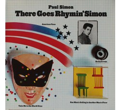 Paul Simon – There Goes Rhymin' Simon LP/ Vinile -