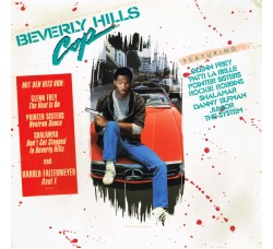 "Artisti Vari  ‎– Music From The Motion Picture Soundtrack ""Beverly Hills Cop"""
