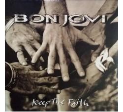 Bon Jovi – Keep The Faith – 2 LP/Vinile