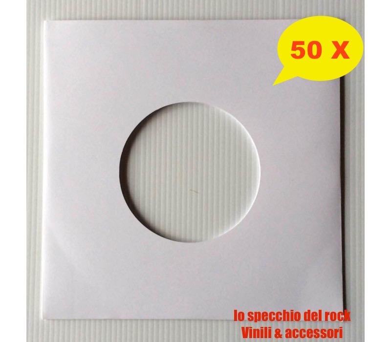 Antigraffio Antistatici Manicotti Buste per dischi Vinili 45 giri Antimuffa