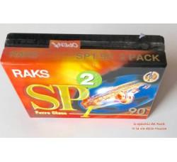 RAKS - AudioCassette Position CROME- Minuti 90 -  Qtà 2
