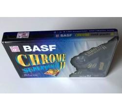 BASF   - AudioCassette Position CROME  - Minuti 90 - Qtà 1