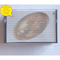 ° RAKS - DUE (2) Cassette  al CROMO nuove Minuti 60 - Speciale COFANETTO