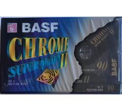 BASF   - AudioCassette Position CROME  - Minuti 90