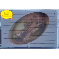 ° RAKS - AudioCassette Position CROMO TYPE II - Minuti 60