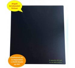 SEPARATORI  per Dischi VINILI / 45 GIRI - Colore NERO - Mod Francese