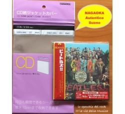 NAGAOKA - TS-522/3 - Bustine per CD Cartonati Japan Flap Adesivo