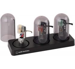 AUDIO TECHNICA AT6003R  Contenitore per (3)  testine e porta testine.
