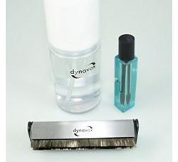 * DYNAVOX - Set Completo per la pulizia dei Dischi Vinili e dello Stilo