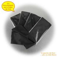 DYNAVOX - Panni Antistatici per pulizia dischi VINILI (5 Panni)