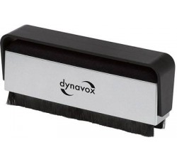 DYNAVOX - Spazzola  Velluto + Carbonio per la PULIZIA  dei Vinili.