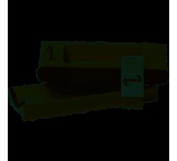 DYNAVOX - Spazzola di velluto per PULIZIA dei Vinili - Colore Bianco