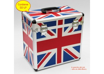 "MUSIC MAT - Case BOX Contiene 50 LP,  12"" Pollici"