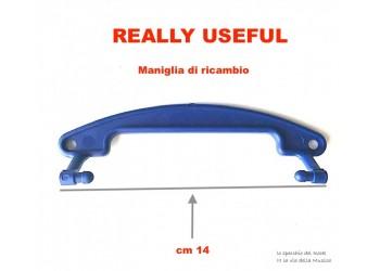 REALLY USEFUL - Maniglie di sostituzione della misura cm 14,00