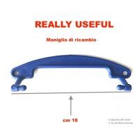 REALLY USEFUL - Maniglie di sostituzione della misura cm 18.00