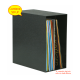 KNOSTI - SET Macchina lavadischi di Nuova Generazione + Contenitore per 50 LP