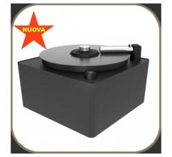 OKKI NOKKI  ONE - Macchina Lava dischi - Colore NERO + Omaggio 25 Manicotti Antistatici