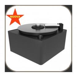 OKKI NOKKI  ONE - Macchina Lava dischi - Colore NERO + Omaggio 100 Manicotti Antistatici