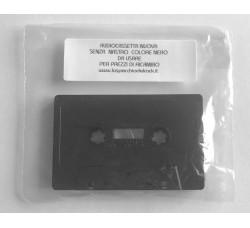 Cassetta Vuota per utilizzo Manutenzione colore NERO - Qtà 1 (una)