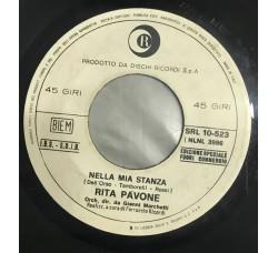 Rita Pavone – Nella Mia Stanza- Single 45 giri