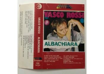 VASCO - Vasco Rossi – Albachiara - Musicassetta