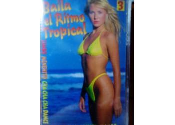 Various - Baila el Ritmo Tropical (3) – MC/Cassetta