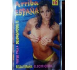 Various - Arriba Espana (16) – MC/Cassetta