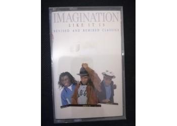 Imagination – Like It Is – MC/Cassetta