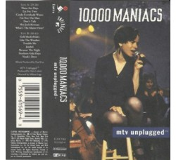 10,000 Maniacs ‎– MTV Unplugged – MC/Cassetta