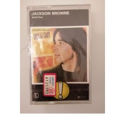 Jackson Browne ‎– Hold Out – MC/Cassetta