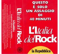 Various – L'Italia Del Rock – MC/Cassetta