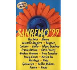 Various – Sanremo '99 – MC/Cassetta
