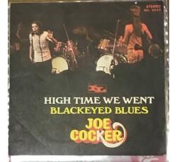 Joe Cocker-high time went blackeyed blues- Solo Copertina *
