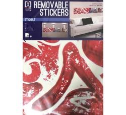 Adesivi per  parete - Stickers Riposizionabile Removibile