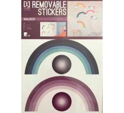 Arcobaleni - Stickers Adesivo Removibile