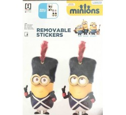 Minions - Stickers - Adesivo Removibile