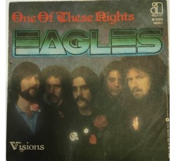 EAGLES ONE OF THESE RIGHTS - Solo Copertina *