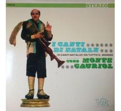 Coro Monte Cauriol – I Canti Di Natale LP/Vinile (Copertina Bianca)