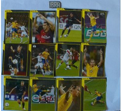 IBRA- Adesivi Rimovibili - 12 Stickers