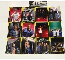 JLS- Adesivi Rimovibili - 12 Stickers