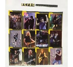 AC/DC - Adesivi Rimovibili - 12 Stickers