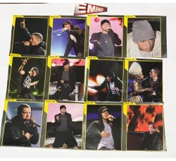 EMINEM - Stickers - Adesivi Rimovibili - 12 Stickers