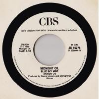 Midnight Oil / Franco Fasano – Blue Sky Mine / Vieni A Stare Qui – 45 RPM (Jukebox)