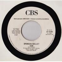 Spandau Ballet / Julio Iglesias – Raw / Ae Ao – 45 RPM (Jukebox)