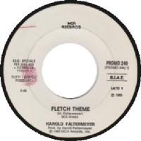 Harold Faltermeyer / Dan Hartman – Fletch Theme / Fletch, Get Outta Town – 45 RPM (Jukebox)