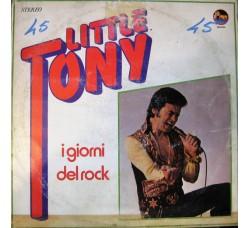 Little Tony – I Giorni Del Rock 'N Roll – (Cassetta)