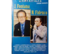 J. Fontana / N. Fidenco - Cantaitalia – (Cassetta)