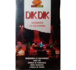I Dik Dik – Sognando la California – (Cassetta)